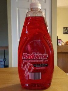 Radiance Dish Soap