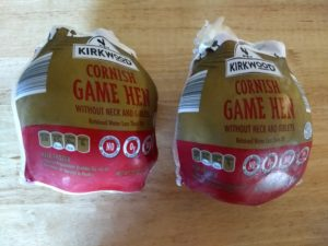 Kirkwood Cornish Game Hen