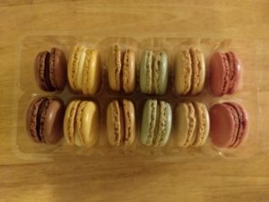 Specially Selected Assorted Macarons