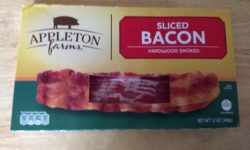 Appleton Farms Sliced Bacon