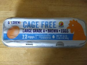 Goldhen Cage Free Eggs