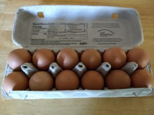 SimplyNature Cage Free Organic Eggs