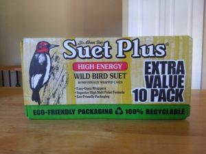 St. Albans Bay Suet Plus High Energy Wild Bird Suet