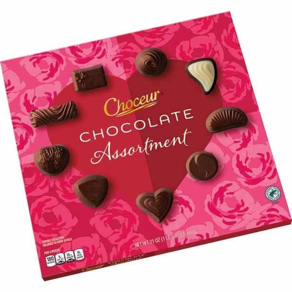 Choceur Chocolate Big Box