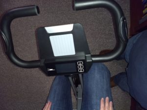 Crane Foldable Exercise Bike 3