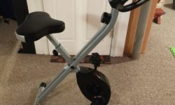 Crane Foldable Exercise Bike 5