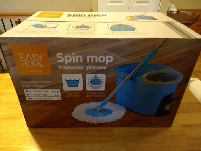 Easy Home Spin Mop
