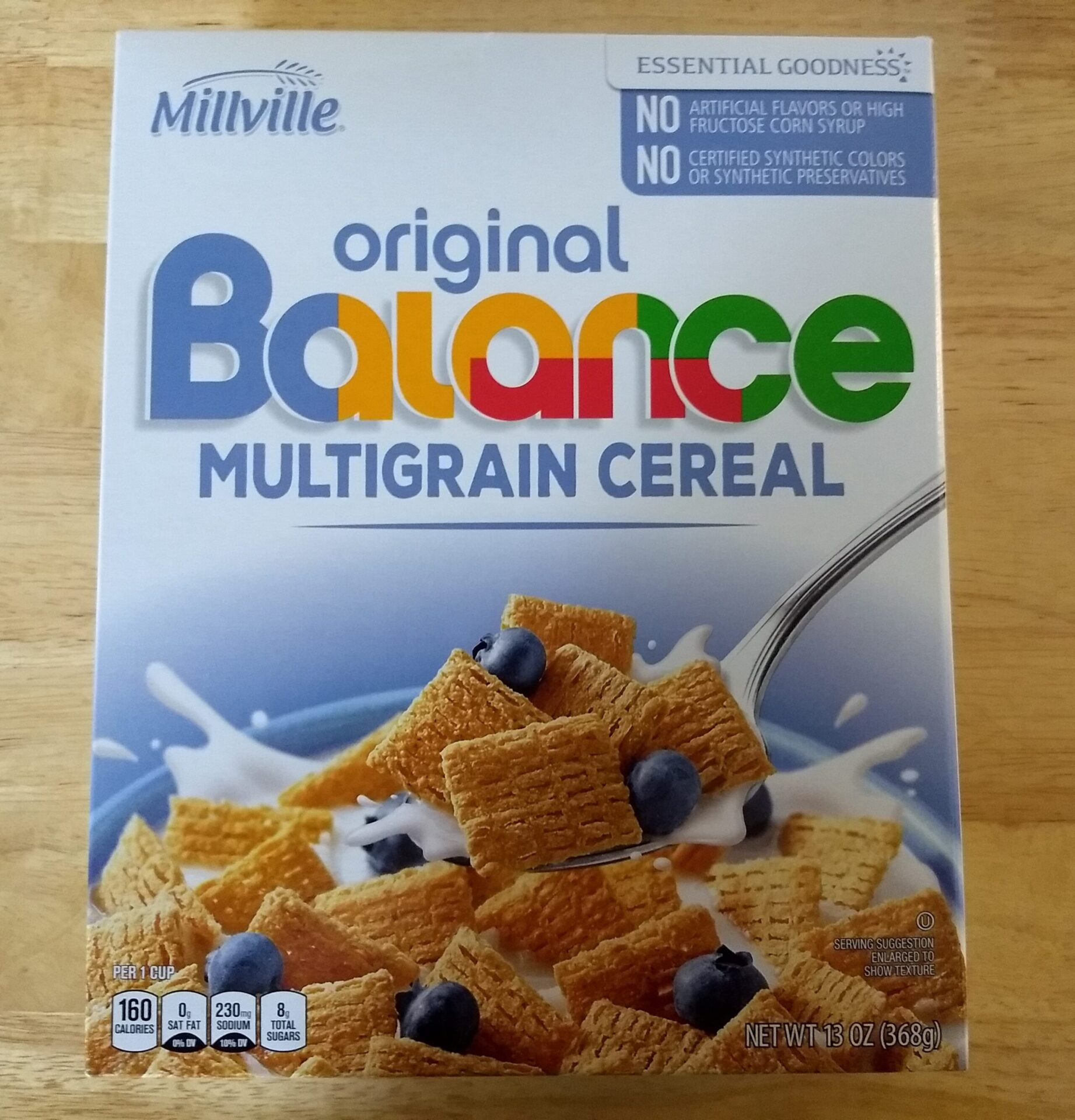 The Aldi Cereal Roundup (2019)