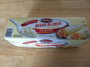 Clancy's Queso Blanco Cheese Melt
