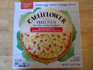 Mama Cozzi's Cauliflower Crust Pizza
