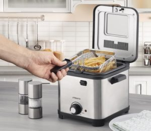 Ambiano Mini Deep Fryer