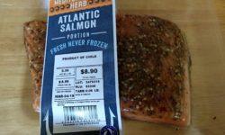 Mediterranean Herb Atlantic Salmon