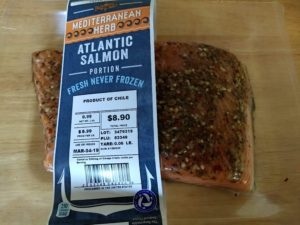 Mediterranean Herb Atlantic Salmon