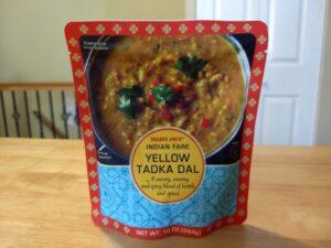 Trader Joe's Indian Fare Yellow Tadka Dal