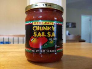 Trader Jose's Chunky Salsa