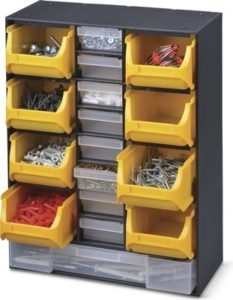 WORKZONE Multi-Drawer Cabinet
