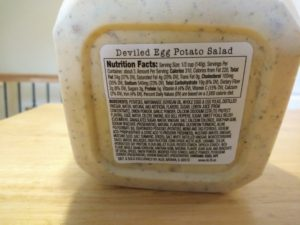 Park Street Deviled Egg Potato Salad