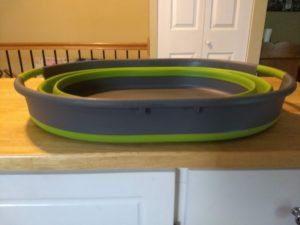 Adventuridge Collapsible Tub