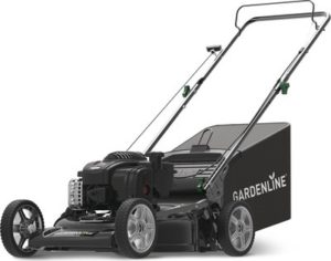 "Gardenline 21"" 3-in-1 Gas Lawn Mower"