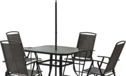 Gardenline 6-Piece Patio Set May 2019