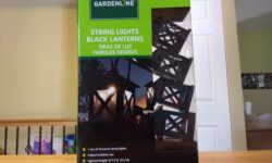 Gardenline String Lights