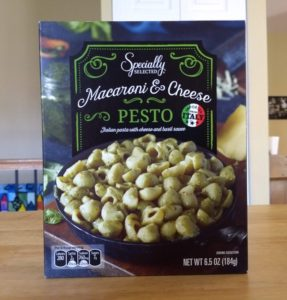 Specially Selected Pesto Macaroni and Cheese