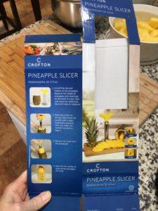 Crofton Pineapple Slicer