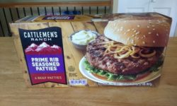 Cattleman's Ranch Prime Rib Seasoned Patties