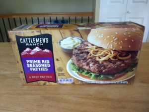 Cattleman's Ranch Prime Rib Seasoned Patties