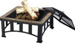 Range Master 30-inch Slate Tile Fire Pit