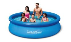 Summer Waves 10 Foot by 30 Foot Quick Set Pool