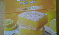 Baker's Corner Lemon Bar Mix