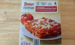 Bremer Everyday Lasagna