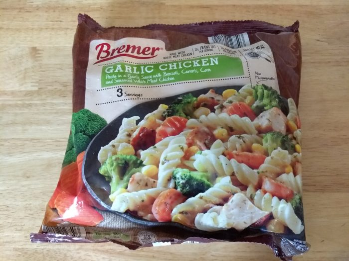 Bremer Garlic Chicken