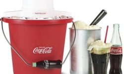 Coca-Cola 4-Quart Electric Ice Cream Maker
