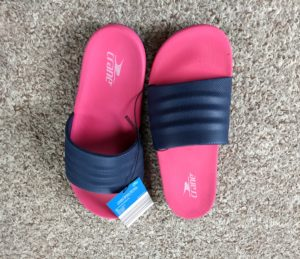 Crane Ladies Beach Sandals 2