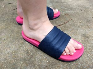 Crane Ladies Beach Sandals 4