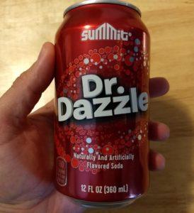 Dr. Dazzle Soda
