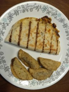 TJ Quesadillas + Mini Tacos