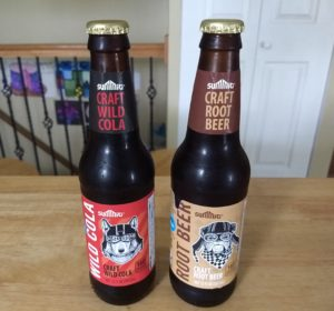 Summit Craft Soda + Root Beer