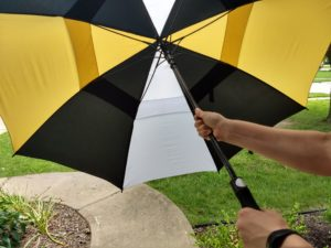 Crane Large Vented Golf Umbrella