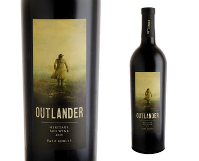 Outlander Meritage Red Wine