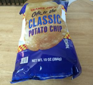 Trader Joe's Ode to the Classic Potato Chip