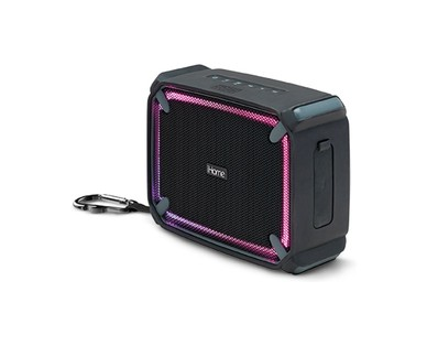 iHome Weather-Tough Speaker with Carabiner