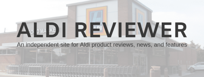 Aldi Reviewer