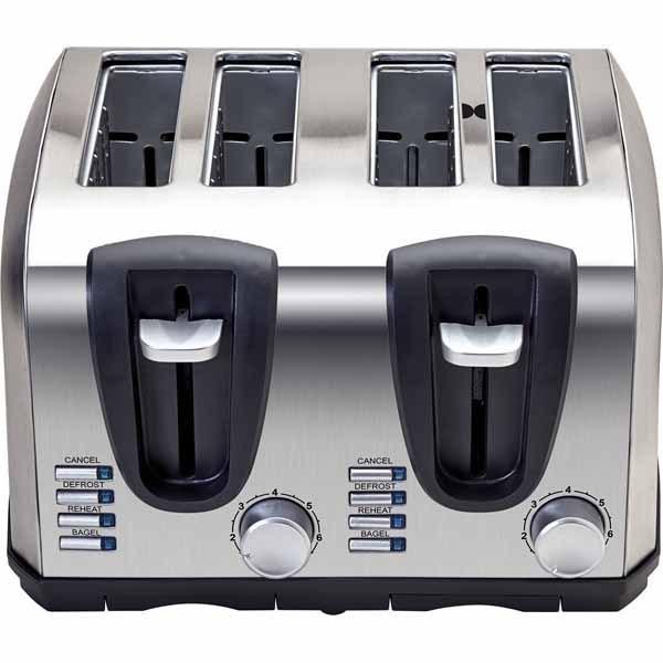 Ambiano 4-slice toaster