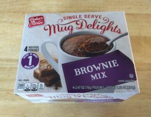 Baker's Corner Mug Delights 3 - Brownie