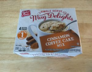 Baker's Corner Mug Delights 4 - Cinnamon