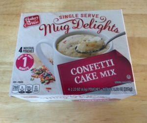 Baker's Corner Mug Delights 5 - Confetti