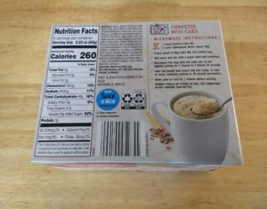 Baker's Corner Mug Delights 5a - Confetti
